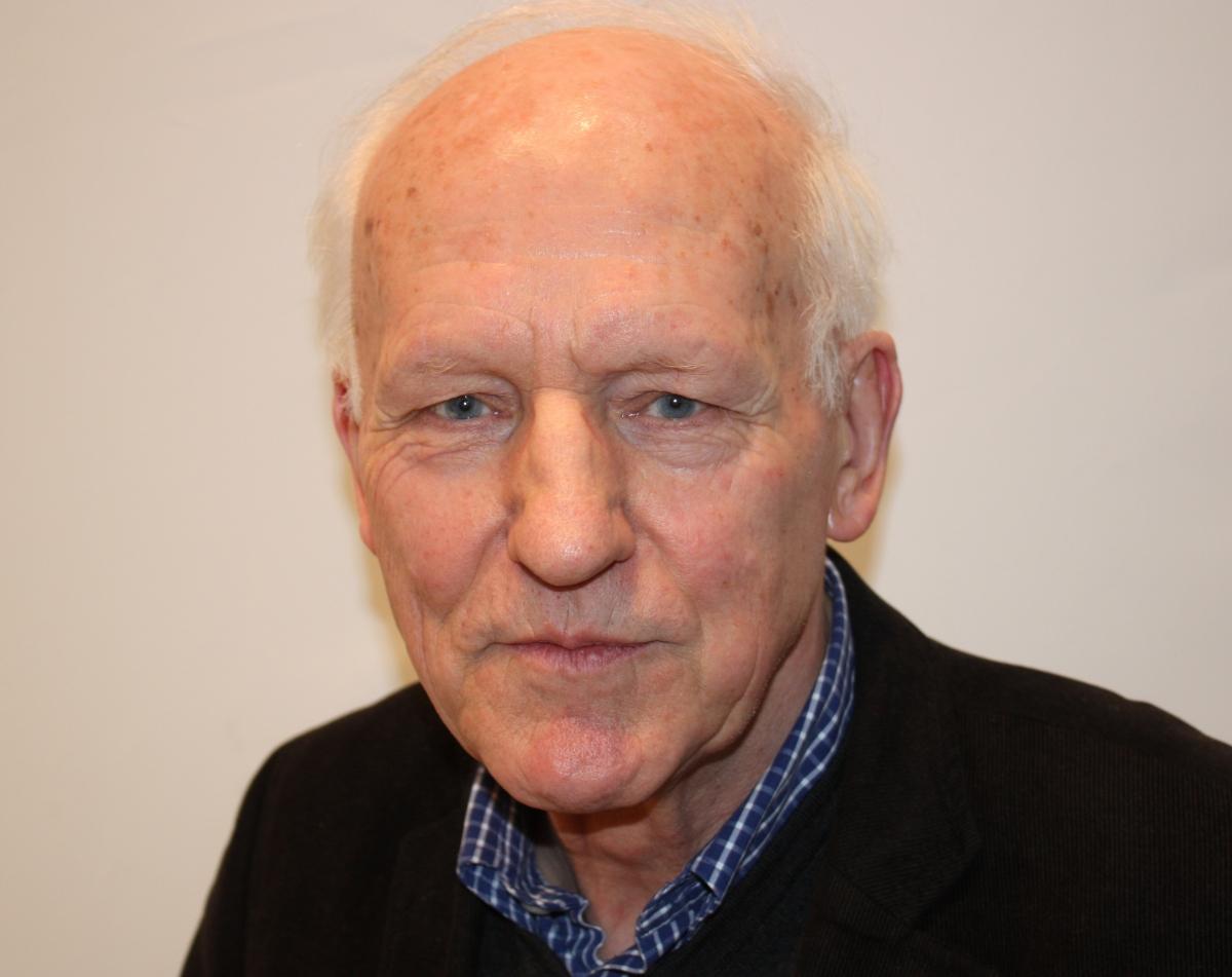 Prof. Dr. Helmut Knüppel. Foto: Hans-Hermann Hertle