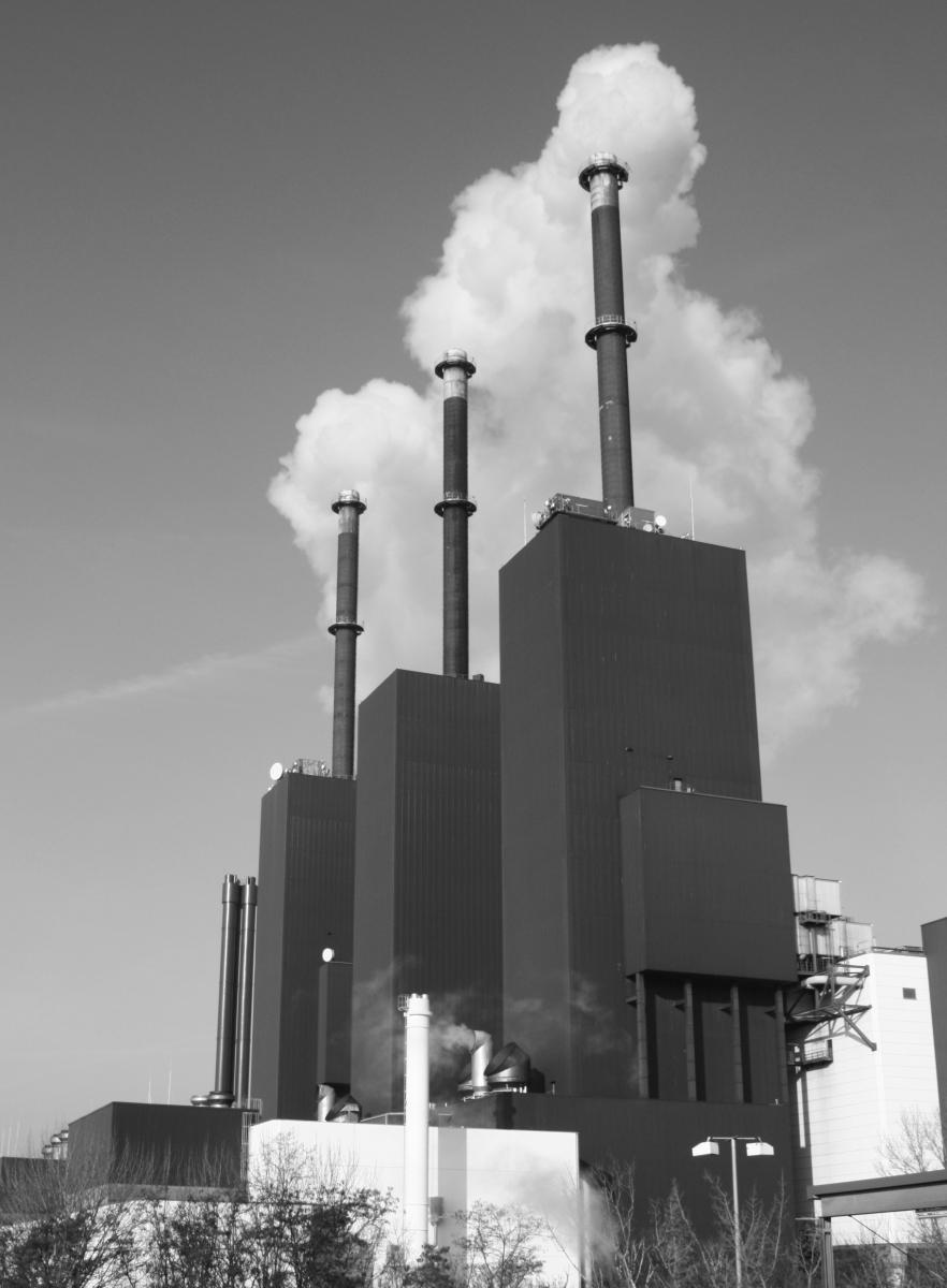 Kraftwerk Berlin Lichterfelde 2017. Foto: Hans-Hermann Hertle