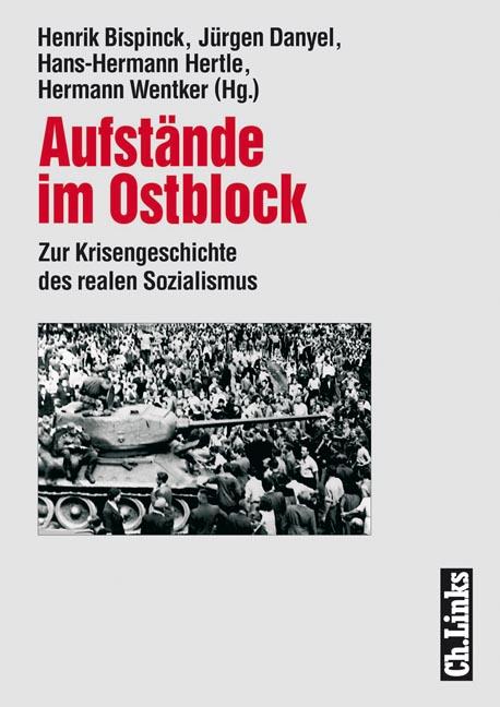 Cover Aufstände im Ostblock