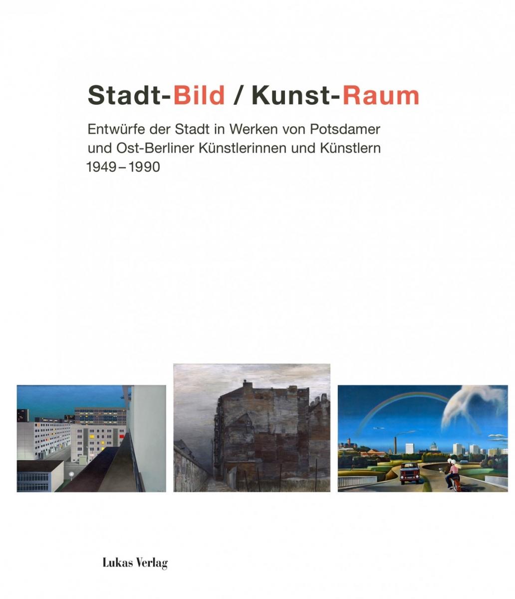 Cover Stadt-Bild / Kunst-Raum