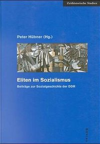 Cover Eliten im Sozialismus