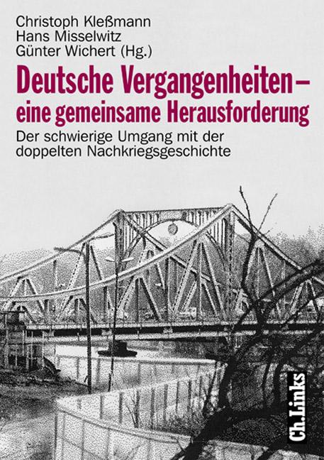Cover Deutsche Vergangenheiten