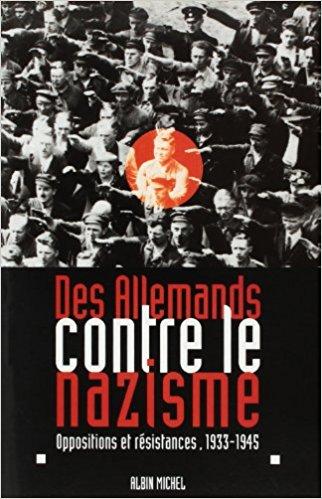 Cover Des allemands contre la nazisme