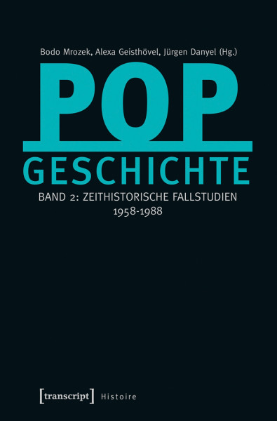Cover Popgeschichte, Band 2