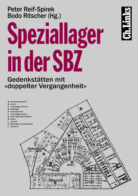 Cover Speziallager in der SBZ