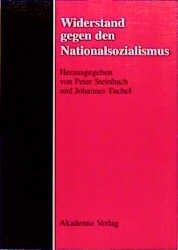 Cover Widerstand gegen den Nationalsozialismus
