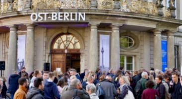 Eröffnung der Ausstellung zu Ost-Berlin am 10. Mai 2019 im Museum Ephraim-Palais, Foto: St. Eisenhuth