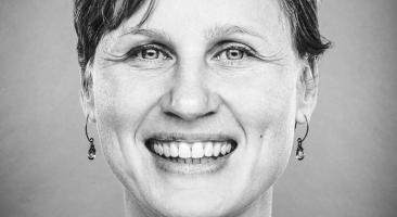 Anja Tack schloss erfolgreich ihre Promotion ab, Foto: Andy Küchenmeister