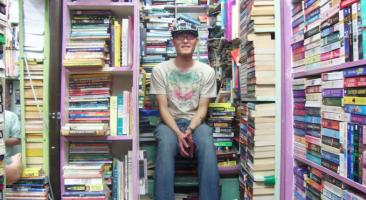 Bookstore, Korea, 18. Juli 2006. Foto: darwin.wins, Quelle: Flickr, Lizenz: CC BY--ND 2.0