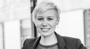 Marlene Heihsel hat am 20. Mai 2021 ihre Dissertation an der Universität Potsdam erfolgreich abgeschlossen, Foto: Claudia Günther