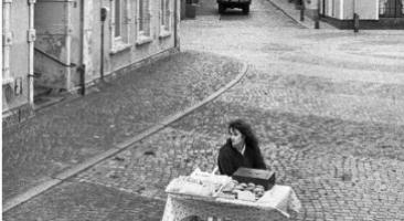 """""""Währungsunion"""", Wismar, 1990. Foto: Siegfried Wittenburg © mit freundlicher Genehmigung"""