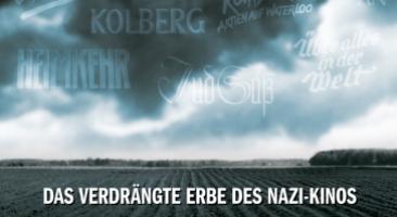 """Plakat des Dokumentarfilms """"Verbotene Fime"""" (D, 2014, Regie: Felix Moeller), der im Rahmen des Workshops """"The Afterlives of National Socialist Film"""" öffentlich im Filmmuseum Potsdam gezeigt wird. ©Filmplakat mit freundlicher Genehmigung des Filmverleihs Salzgeber & Co Medien GmbH"""