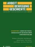 """Heft 2018/II der Zeitschrift """"Arbeit - Bewegung - Geschichte. Zeitschrift für Historische Studien"""""""