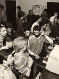 Ost-Berlin, 1986: der Computerclub im Haus der jungen Talente (Foto: Thomas Neumann)