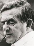 Golo Mann, Foto: Ruedi Bliggenstorfer, 1974