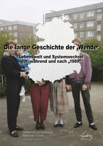 Plakat zur Auftakt-Tagung (22.–23. Juni 2017, Potsdam)