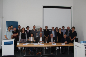 """Conference: """"Historische Authentizität. Subjektivierung und Vergemeinschaftung in der Moderne"""" (13.-14. Sept. 2018, at ZZF Potsdam), Photo: Marion Schlöttke"""