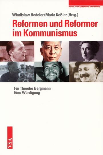 Bookcover: Reformen und Reformer im Kommunismus