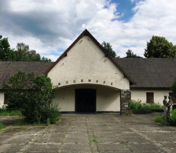 Goebbels-Villa am Bogensee, Photo: Martin Schmitt