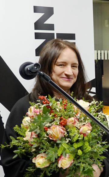 Dr. Jutta Braun erhielt den Zeitgeschichte-digital-Preis 2019, Foto: Marion Schlöttke