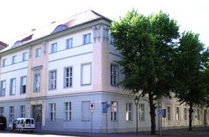Main building Am Neuen Markt 1/Schwertfegerstraße 8