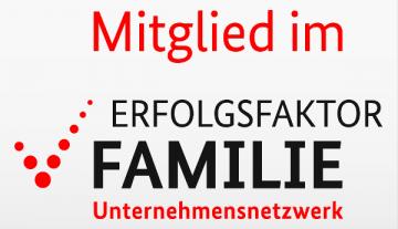 """Das ZZF Potsdam ist Mitglied im Unternehmensnetzwerk """"Erfolgsfaktor Familie"""", gefördert vom Bundesministerium für Familie, Senioren, Frauen und Jugend sowie vom Europäischen Sozialfonds Deutschland."""