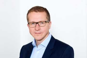 """Priv.-Doz. Dr. Rüdiger Graf ist seit 2013 am ZZF Potsdam tätig und leitet die Abteilung """"Geschichte des Wirtschaftens"""", Foto: Sibylle Baier"""
