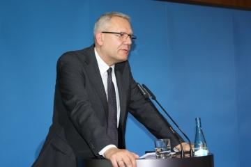 Prof. Dr. Andreas Wirsching, Direktor des IfZ München-Berlin, Foto: Hans-Hermann Hertle