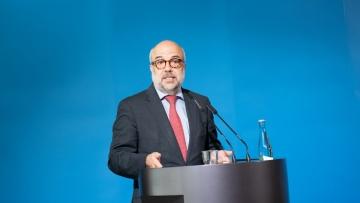 BMI-Staatssekretär Dr. Markus Kerber, Foto: BMI