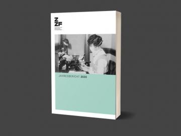 Cover: ZZF-Jahrensbericht 2020