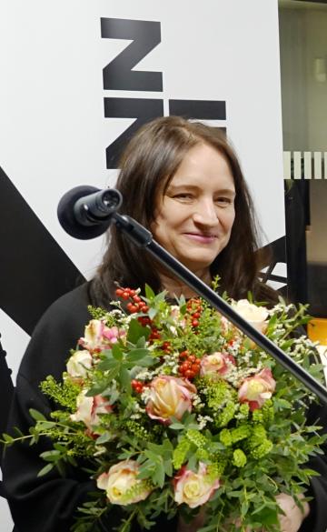 Preisträgerin Dr. Jutta Braun, , Fotos: ZZF Potsdam / Marion Schlöttke