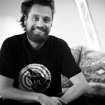 Tim Schleinitz, Autor und Gastgeber des ZZF Podcast