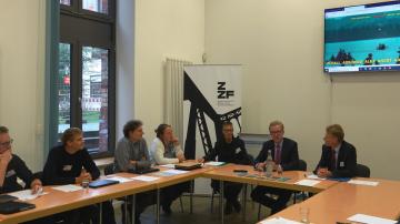 Im BMBF-Verbundprojekt zum medialen Erbe in der DDR forschen seit 2018 Wissenschaftler*innen aus München, Berlin und Potsdam, Fotos: Marion Schlöttke