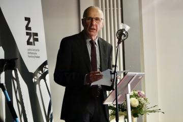Preisträger Gangolf Hübinger