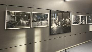 Blick in die Ausstellung am ZZF, Foto: Hanno Hochmuth