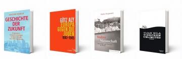 Die zu diskutierenden Bücher der Runde