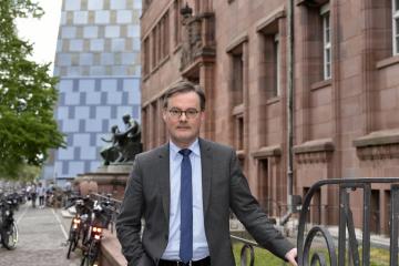 Professor Dr. Jörn Leonhard, Foto: Universität Freiburg